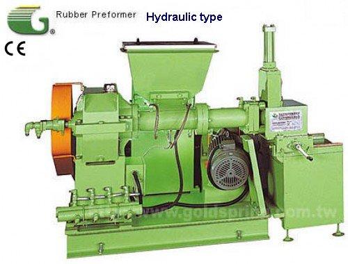 Rubber Preformer (Hydraulic type)