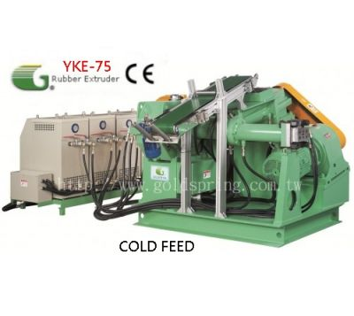 YKE-75 Cold feed