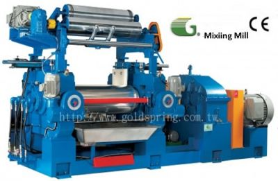 Mixing Mill 2